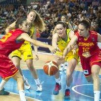 Борьба за мяч :: Светлана Яковлева