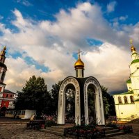 Данилов монастырь :: Zifa Dimitrieva