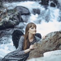 Ангел :: Evgeniya