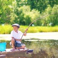 Рыбалка :: Evgeniya