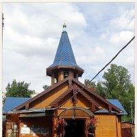 Храм Тихвинской Иконы Божией Матери :: Вера