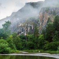 Мурадымовское ущелье после дождя :: Дмитрий Обухов