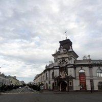 Кремлёвская улица. Музей :: Peripatetik