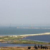 Строительство Керченского моста :: Marina K