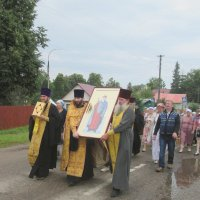 По улицам - со святым. :: Михаил Попов