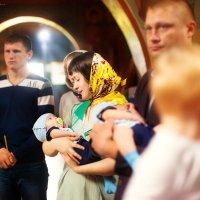 На руках у крёстной мамы :: Татьяна Синкевич