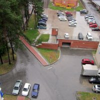 А у нас дожди ... :: Мила Бовкун