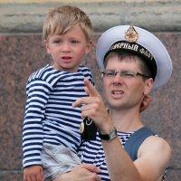 Вот на этом корабле я служил :: Вера Моисеева