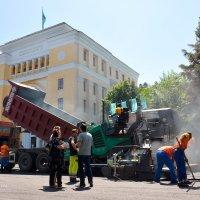Строительство дорог с использованием современных технологий. :: Anna Gornostayeva