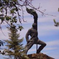 Памятник Освободителям Закарпатья :: Сергей МЫРДИН