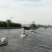 По левому борту, к  встрече ,товсь! :: Владимир Гилясев