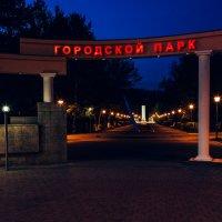 Городской парк :: Pavel Rakhimberdiev