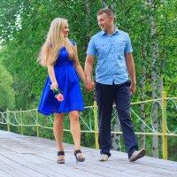Сергей и Мария :: Елена Котина