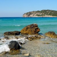 Море и камни. :: Чария Зоя
