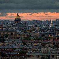 Питерские закаты :: Владимир Колесников