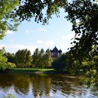 Серебряно-Виноградный пруд. :: Oleg4618 Шутченко