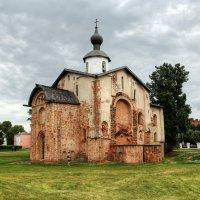 Церковь Параскевы-Пятницы на Торгу :: Сергей Григорьев