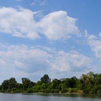 На річці Прут :: Степан Карачко