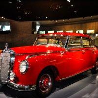Mercedes 300,1957 :: Georg Förderer