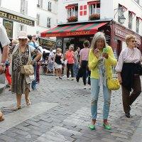 Парижанка :: Elen Dol