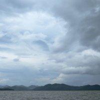 Дождливое небо :: Наталья Нарсеева