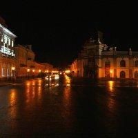 Кремлевская ночью :: Наталья Серегина