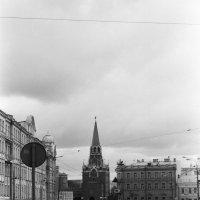 Москва утро :: Алёна Корсакова