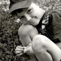 Детство безмятежное... :: Тамара Бучарская