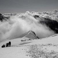На пути к вершине :: Михаил Баевский