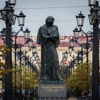Николай Васильевич Гоголь :: Андрей Илларионов