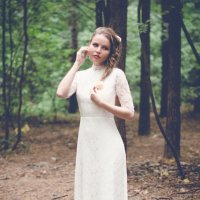 Лесная фея-3 :: Анастасия Махова