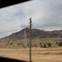 Гора Карабаш (вид из окна) :: Caша Джус