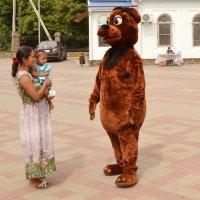 Маши и медведи :: Владимир Болдырев