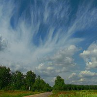 Небо :: Вячеслав Минаев