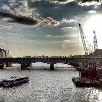 Закат на реке :: SvetlanaScott .