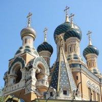 Свято-Николаевский собор в Ницце - самый большой русский православный храм за границей :: Елена Павлова (Смолова)