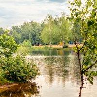Озеро :: Андрей Иванов