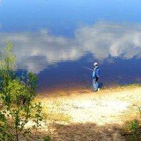 рыбалка в облаках :: Александр Прокудин