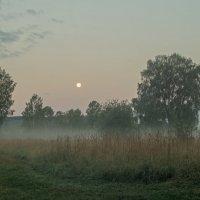 Голубая луна :: Вадим Губин