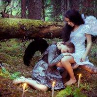 Два ангела :: Evgeniya