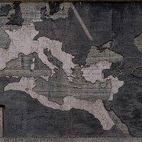 мраморная карта завоеваний Римской империи.история Рима. :: Svetlana AS