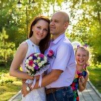 семья :: Татьяна Исаева-Каштанова