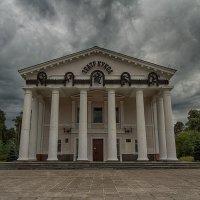 Театр... :: Вадим Sidorov-Kassil