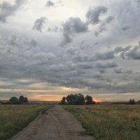 Небо в августе :: Сергей Михайлович