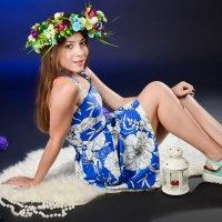 по летнему :: Мария Войтович