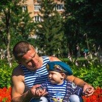 Будущий защитник! :: Николай Невзоров