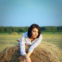 В поле :: Александр Клименко