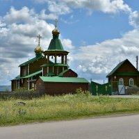 Сельский Храм :: Виктор Прохоренко