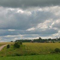 село на пригорке :: Александр С.