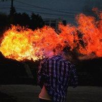 В объятиях пламени :: Юлия Воронова